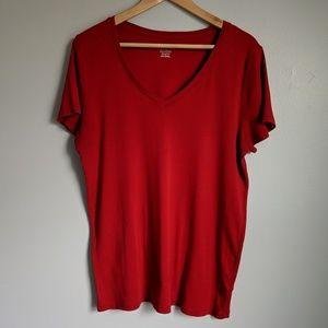 Red Merona Perfect TShirt